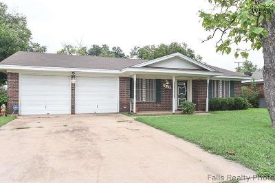 Wichita County Single Family Home For Sale: 1603 Andrews Drive