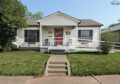 Wichita Falls TX Single Family Home For Sale: $57,000
