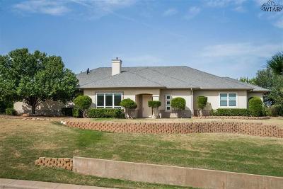 Wichita County Rental For Rent: 1602 Ridgemont Drive