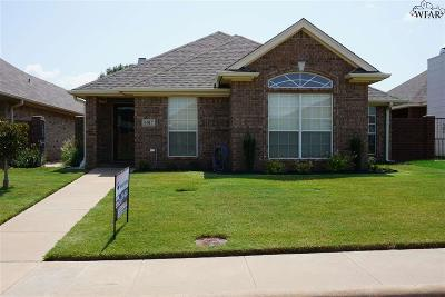 Wichita Falls Single Family Home For Sale: 6017 Oakmont Drive
