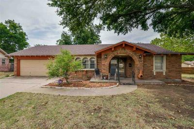 Wichita Falls Single Family Home For Sale: 4633 Monterrey Drive