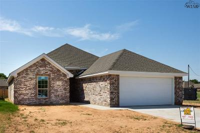 Archer County Single Family Home For Sale: 307 Mariners Way