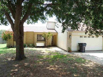 Wichita County Single Family Home For Sale: 3 Buttercup Circle