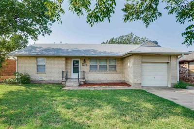 Wichita Falls Single Family Home For Sale: 1517 Christine Road