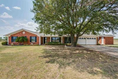 Wichita County Single Family Home For Sale: 6012 Sisk Road