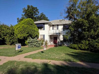 Single Family Home For Sale: 1503 Grant Street