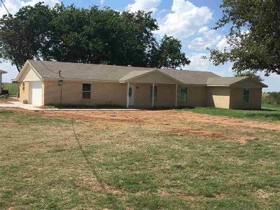 Burkburnett Single Family Home For Sale: 2515 Eidson Road