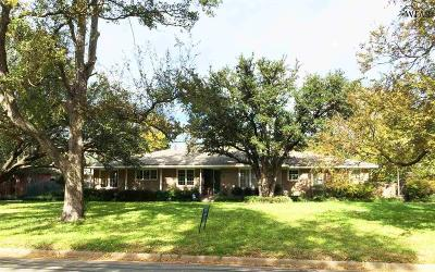Wichita County Single Family Home For Sale: 3504 Harrison Street