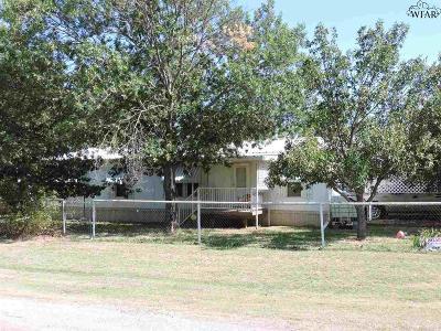 Archer County Single Family Home For Sale: 302 N Cedar Street
