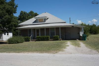 Clay County Single Family Home For Sale: 127 S Prairie