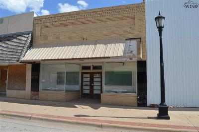 Commercial Active W/Option Contract: 218 E 3rd Street