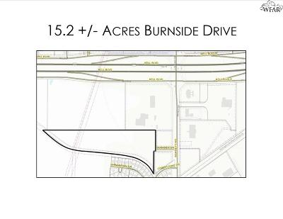 Wichita Falls Residential Lots & Land For Sale: Burnside Drive