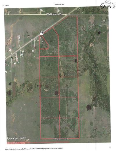 Wichita Falls Residential Lots & Land For Sale: Hwy 79