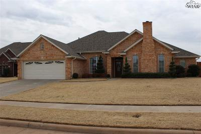 Wichita County Rental For Rent: 4174 Candlewood Court