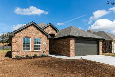 Archer County Single Family Home For Sale: 314 Mariners Way