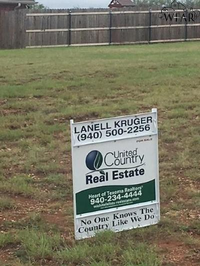 Iowa Park Residential Lots & Land For Sale: 123 Park Place Circle