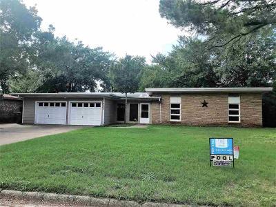 Wichita Falls Single Family Home For Sale: 4304 Wynnwood Drive