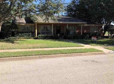 Wichita Falls Single Family Home For Sale: 4300 Prince Edward Drive