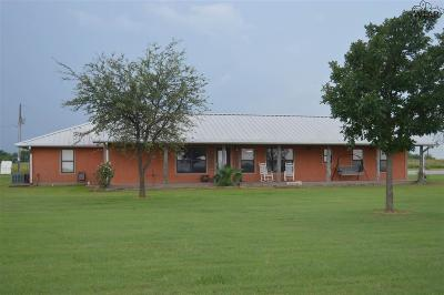 Clay County Single Family Home For Sale: 1100 E Fm 171