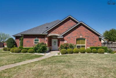 Wichita County Rental For Rent: 3046 Horseshoe Bend Estates