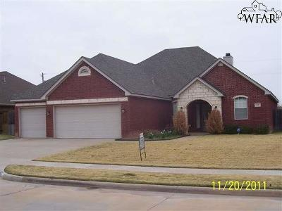 Wichita County Rental For Rent: 16 Liberty Court