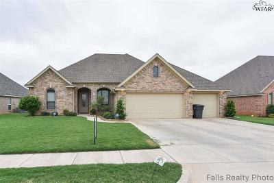 Wichita County Single Family Home For Sale: 5441 Sun Stone Drive