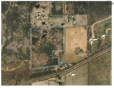 Wichita Falls TX Residential Lots & Land For Sale: $66,500