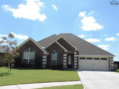 Wichita County Single Family Home For Sale: 13 Prairie Lace Court