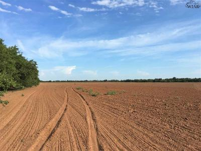 Wichita Falls Residential Lots & Land For Sale: 30 Ac Fm 1740