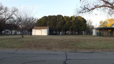Burkburnett Residential Lots & Land For Sale: 801 Tidal Street