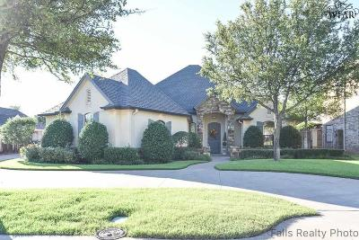 Single Family Home For Sale: 4919 Quail Springs Drive