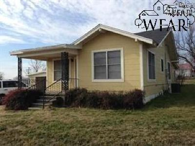 Clay County Single Family Home For Sale: 601 S Clay