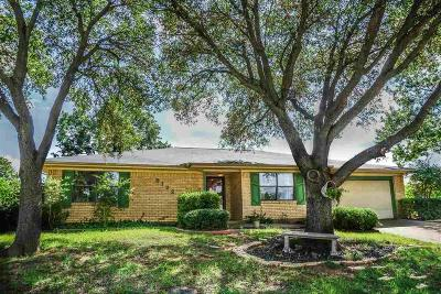 Wichita County Single Family Home For Sale: 5122 Edgecliff Drive