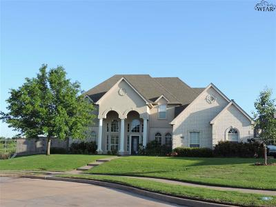 Wichita Falls Single Family Home For Sale: 4 Desert Willow Court