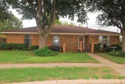 Wichita County Single Family Home For Sale: 5 Vera Court