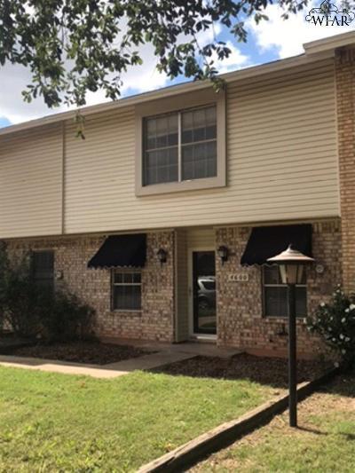 Wichita Falls Single Family Home For Sale: 4600 Mistletoe Drive