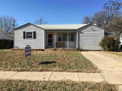 Single Family Home For Sale: 4408 Cunningham Drive