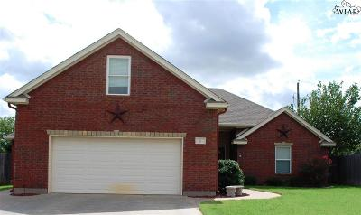 Wichita County Single Family Home For Sale: 6 Freedom Circle