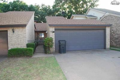 Wichita Falls Single Family Home For Sale: 4114 Picasso Drive
