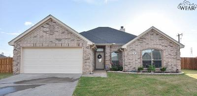 Wichita Falls Single Family Home For Sale: 6 Soaring Court