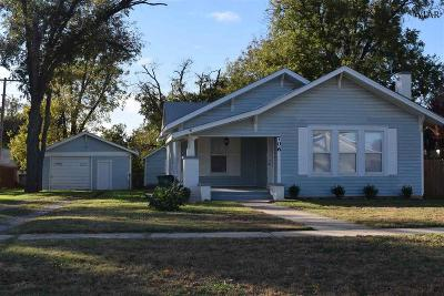 Iowa Park Single Family Home For Sale: 706 N Jackson Avenue