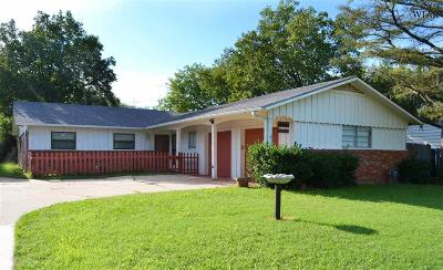 Wichita Falls Single Family Home For Sale: 2132 Allen Road
