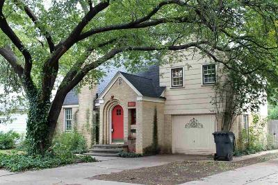 Wichita Falls Single Family Home For Sale: 1903 Victory Avenue