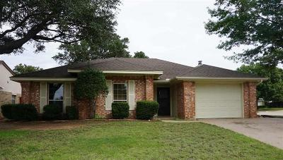 Wichita Falls TX Single Family Home For Sale: $119,000