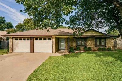 Wichita Falls TX Single Family Home For Sale: $142,500