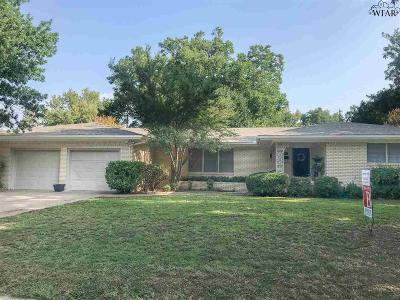 Burkburnett Single Family Home For Sale: 701 Sunset Drive