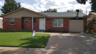 Wichita Falls Single Family Home For Sale: 4801 Northshore Drive
