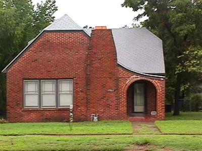 Wichita Falls Single Family Home For Sale: 1805 Hayes Street