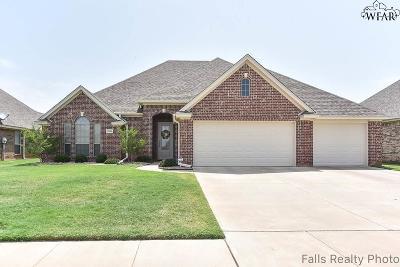 Wichita Falls Single Family Home For Sale: 5009 Lantana Drive