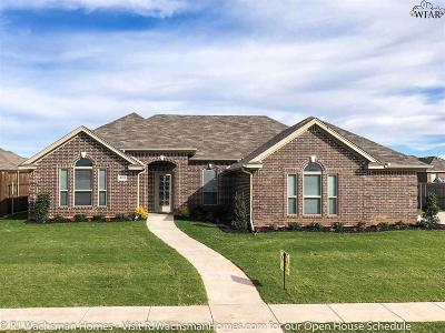 Wichita Falls Single Family Home For Sale: 4935 Spring Hill Drive